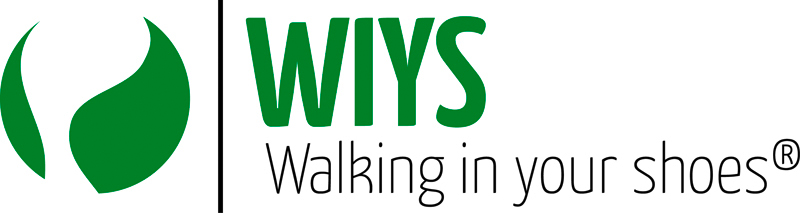 Walking in your shoes-Logo